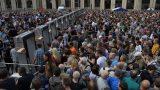 В центре Москвы ограничат движение из-за митинга
