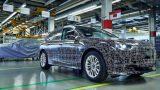 Производство прототипов BMW iNext показали на видео