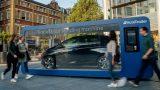 В Лондоне установили вендинговый аппарат по продаже автомобилей