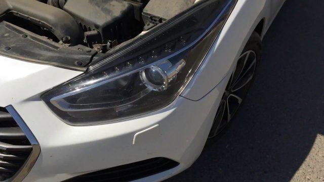 Замена лобового стекла Hyundai i40