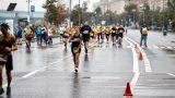 В Москве ограничат движение автомобилей из-за марафона