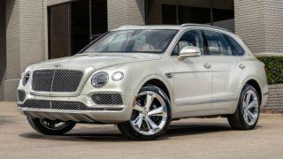 Bentley выпустил роскошный кроссовер «для ковбоев»