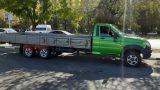 УАЗ «Профи» превратили в шестиколесный грузовик