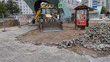 Власти назвали причину постоянной замены плитки в Москве