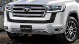 Стали известны сроки премьеры и подробности о новом Toyota Land Cruiser