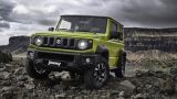 Suzuki раскрыла планы по продажам нового Jimny
