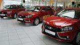 Продажи Lada в Европе выросли на 36%