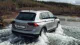 Кроссовер Volkswagen Tiguan получил зимнюю версию для России