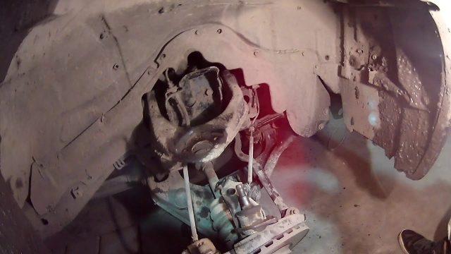 Замена амортизаторов Hyundai Terracan