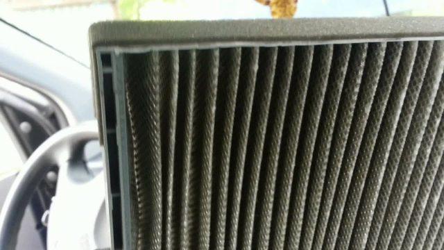 Замена салонного фильтра Hyundai Matrix