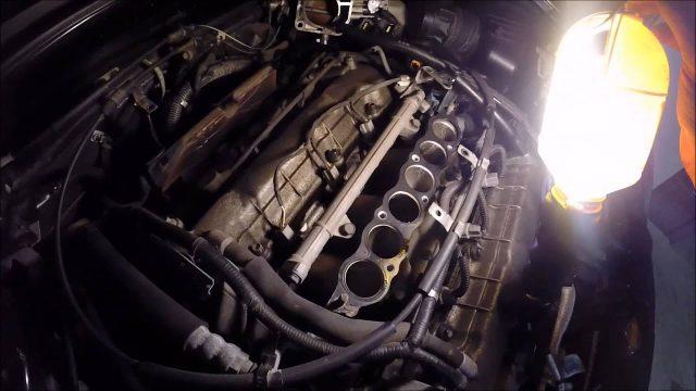 Замена свечей зажигания Hyundai Tiburon