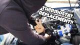 Замена термостата Hyundai Tiburon