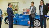 Гоночный родстер Lada привезли в музей АвтоВАЗа