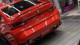 Появилась первая фотография новой BMW M3