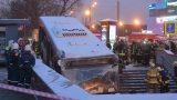 Суд освободил въехавшего в переход у метро водителя автобуса