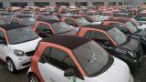 Автомобили каршеринга начали продавать клиентам