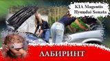 Замена блока предохранителей моторного отсека Kia Magentis