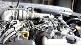 Замена масла в двигателе Kia Mohave