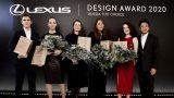 Lexus назвал победителей ежегодного дизайнерского конкурса в России