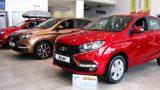 Российские дилеры спрогнозировали падение продаж автомобилей в 2020 году