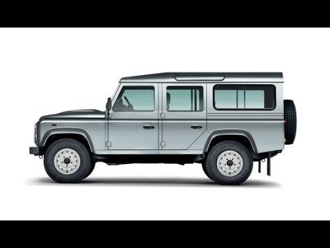 Снятие стартера Land Rover Defender