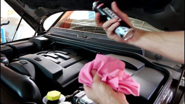 Замена дворников Land Rover Discovery 4