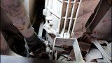 Замена масла в КПП Land Rover Defender