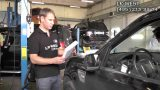 Замена салонного фильтра Land Rover Freelander 2