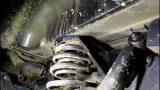Замена втулок заднего амортизатора Land Rover Defender