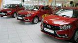 За год россияне потратили 250 млрд рублей на покупку машин Lada