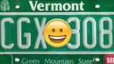 В США разрешат автомобильные номера с эмодзи