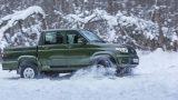 Пикапы УАЗ обогнали Toyota Hilux в рейтинге популярности