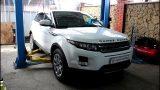 Замена масла в двигателе Range Rover Evoque