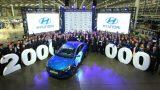 В Санкт-Петербурге началось производство обновленного Hyundai Solaris