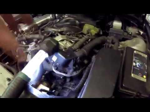 Замена генератора Lexus IS 250