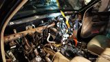 Замена радиатора печки Lexus LX 470