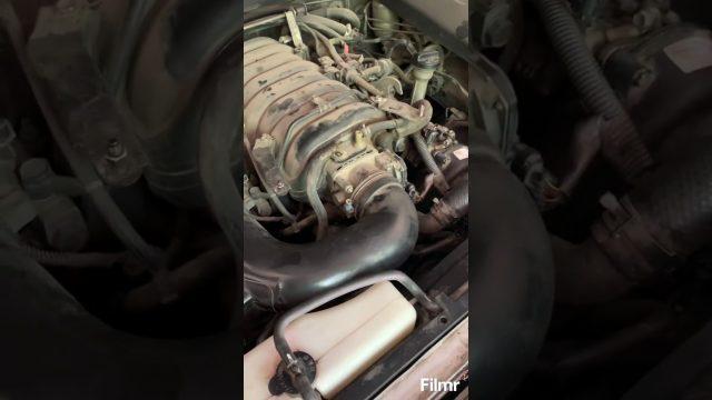Замена ремня ГРМ Lexus GX 470