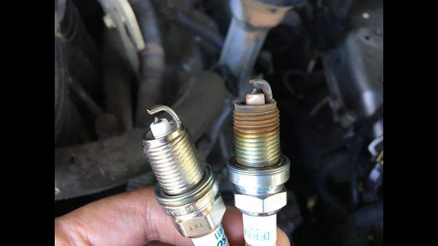 Замена свечей зажигания Lexus GX 470