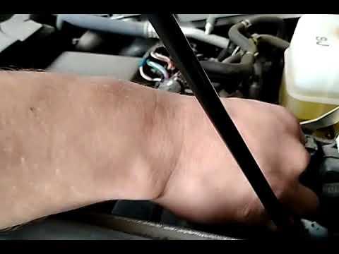Замена топливного фильтра Lexus LX 450