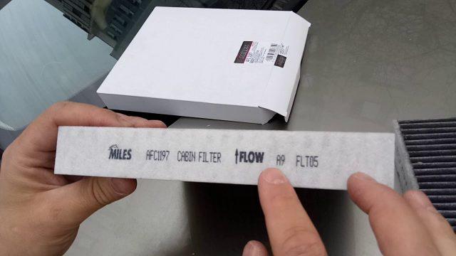 Замена фильтра салона Lexus NX 200