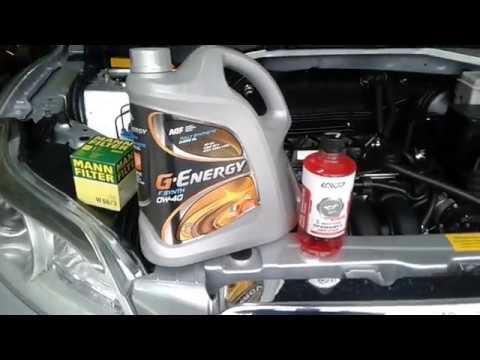 Замена моторного масла Lifan X60
