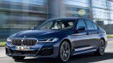 BMW официально представила обновленную «пятерку»