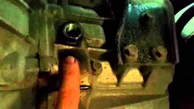 Замена масла в КПП Lifan X60