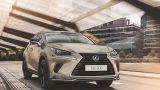Lexus NX в России переродился в новой старой спецверсии