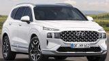 Первый обзор нового Hyundai Santa Fe: смена поколений, прикрытая рестайлингом
