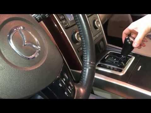 Замена масла в АКПП Mazda CX-9