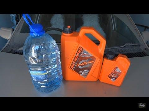 Замена охлаждающей жидкости Mazda Demio