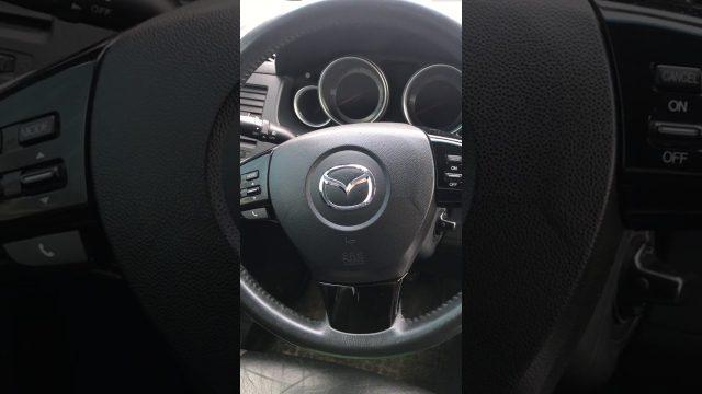 Замена салонного фильтра Mazda CX-9