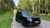 Коротко о длинном: тест-драйв Range Rover Autobiography