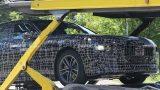 Новейший BMW i7 впервые замечен на тестах